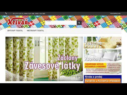www.krivanpresov.sk