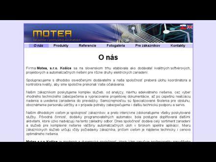 www.motea.sk