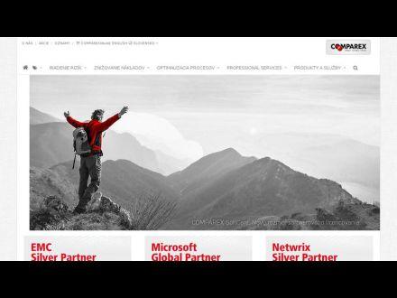 www.comparex.sk