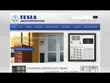 www.tesla.sk
