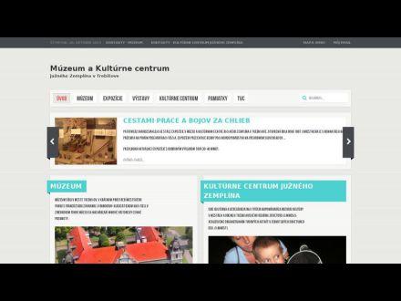 www.muzeumtv.sk