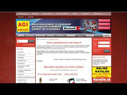 www.agi.sk