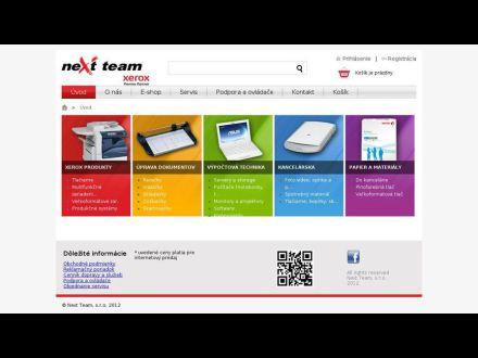 www.nextteam.sk