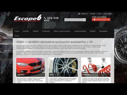 www.escape6.cz