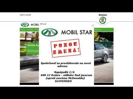 www.mobilstar.sk