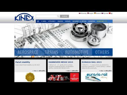 www.kinex.sk