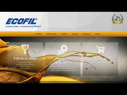 www.ecofil.sk