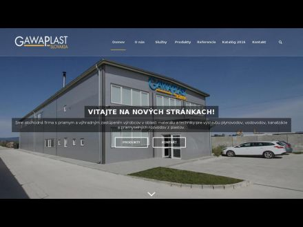 www.gawaplast.sk