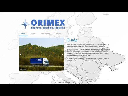 www.orimex.sk