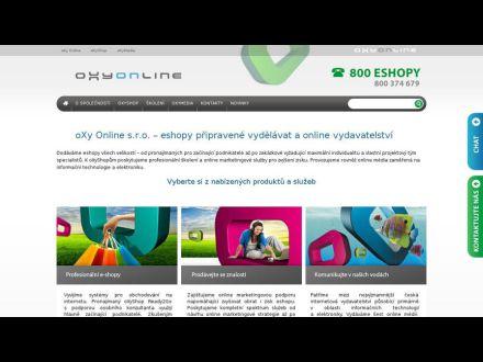 www.oxyonline.cz