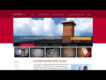 www.qatro.sk