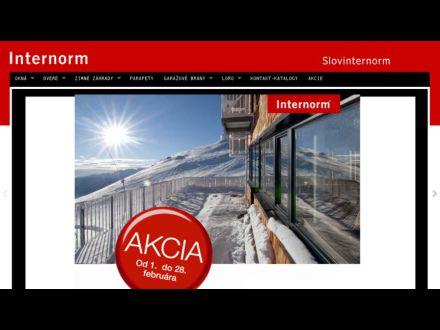 www.internorm.sk