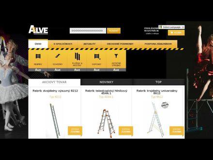 www.alve.sk