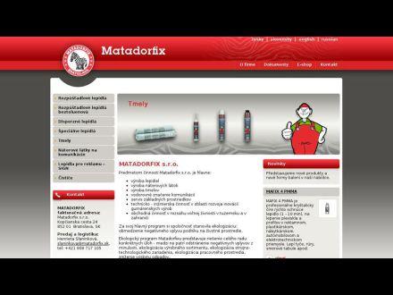 www.matadorfix.sk