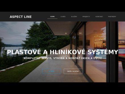 www.aspectline.sk