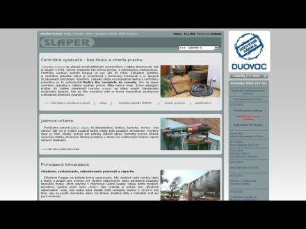 www.slaper.sk