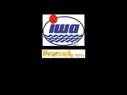 www.pramen-iwa.sk