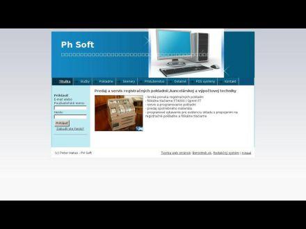 www.phsoft.sk