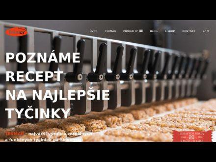 www.tekmar.sk