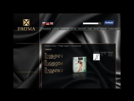 www.pauma.sk