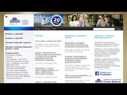 www.saia.sk