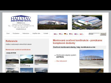 www.hallstav.sk