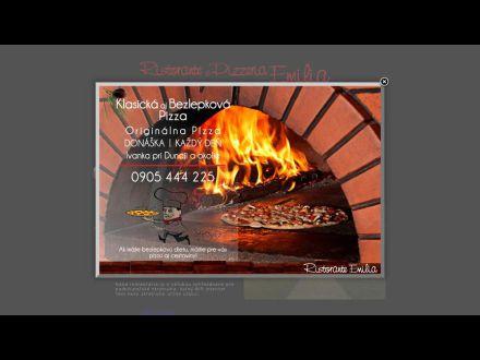 www.pizzeriaemilia.sk