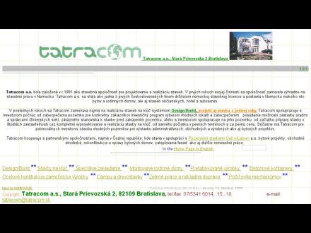 www.tatracom.sk