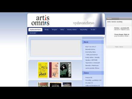 www.artisomnis.sk