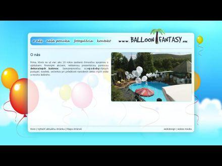 www.balloonfantasy.sk