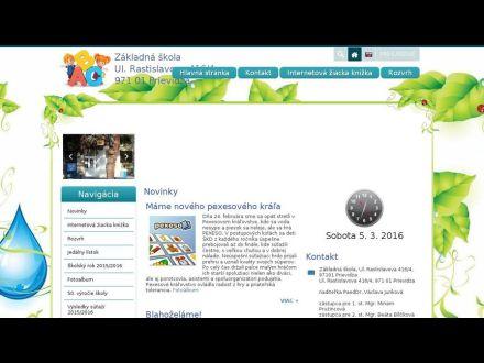 www.zsrastislavovapd.edupage.org