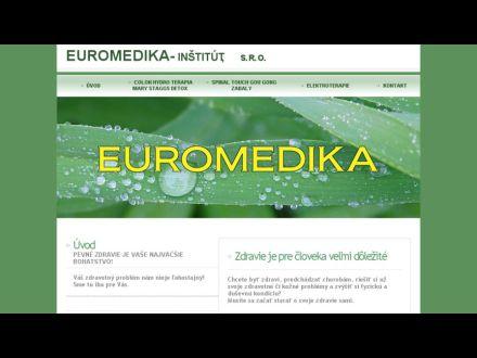 www.euromedika.sk