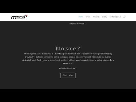 www.mera-communication.sk