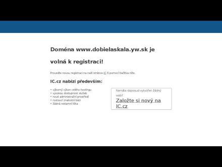 www.dobielaskala.yw.sk