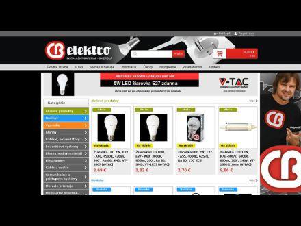 www.cbelektro.sk