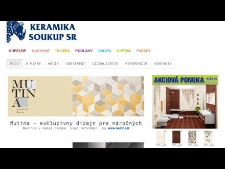 www.keramikasoukup.sk