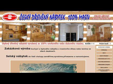 www.sindelar-nabytek.cz