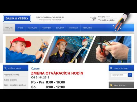 www.galves.sk