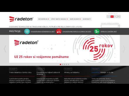 www.radeton.sk