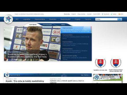www.futbalsfz.sk