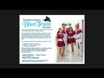 www.bluetrain.sk