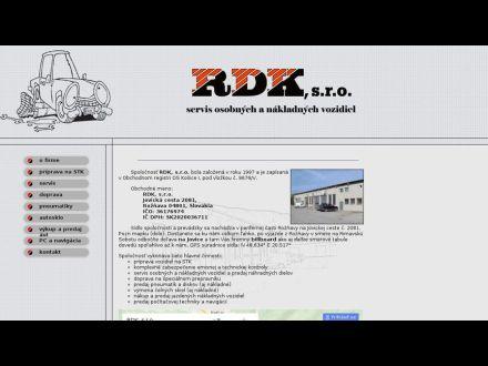 www.rdk.sk