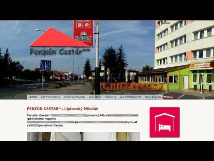 www.penzioncestar.sk