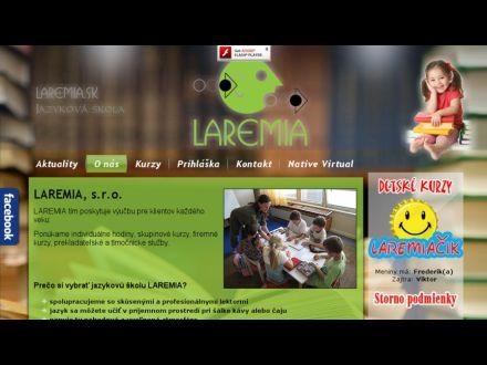 www.laremia.sk