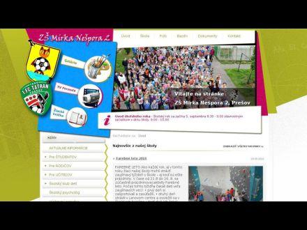 www.zsnesppo.edu.sk