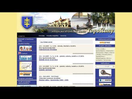www.topolcany.sk