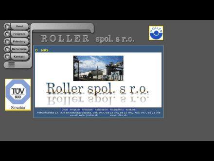 www.roller.sk