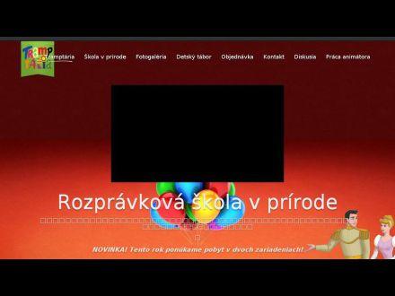 www.tramptaria.sk
