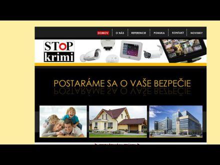 www.stopkrimi.sk