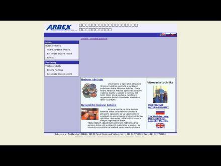 www.arbex.sk